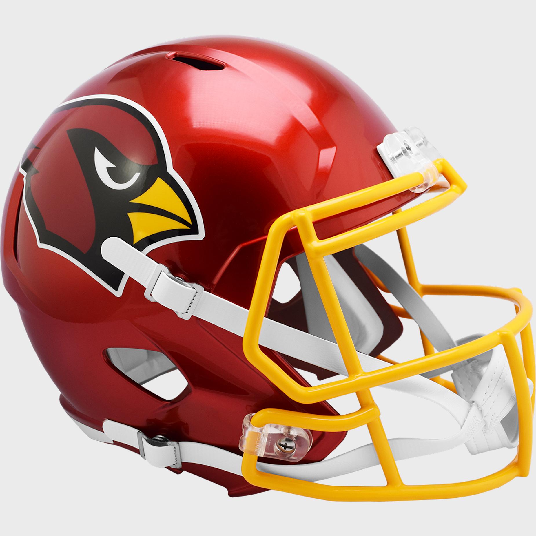 Arizona Cardinals Speed Replica Football Helmet <B>FLASH ESD 8/21/21</B>