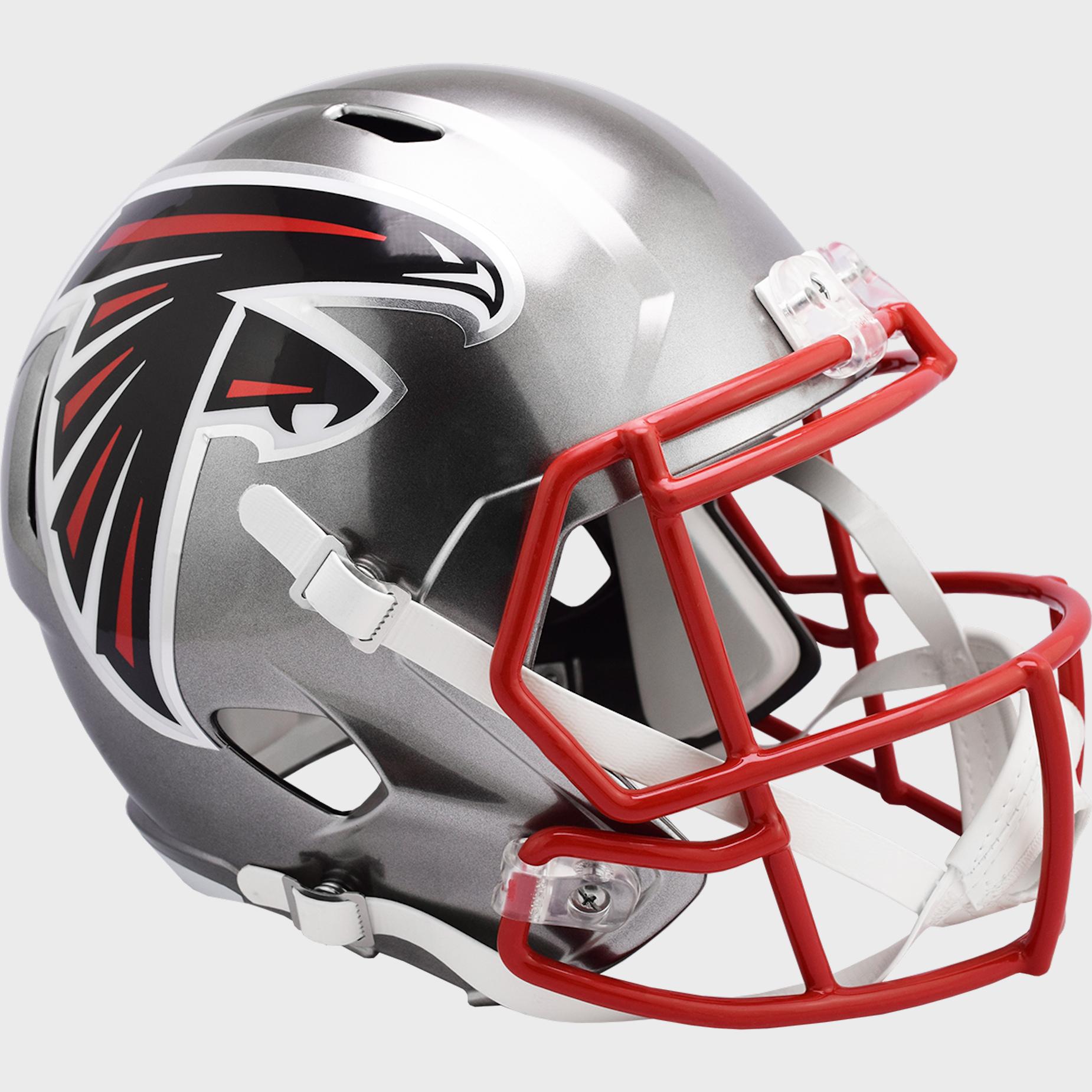 Atlanta Falcons Speed Replica Football Helmet <B>FLASH ESD 8/21/21</B>