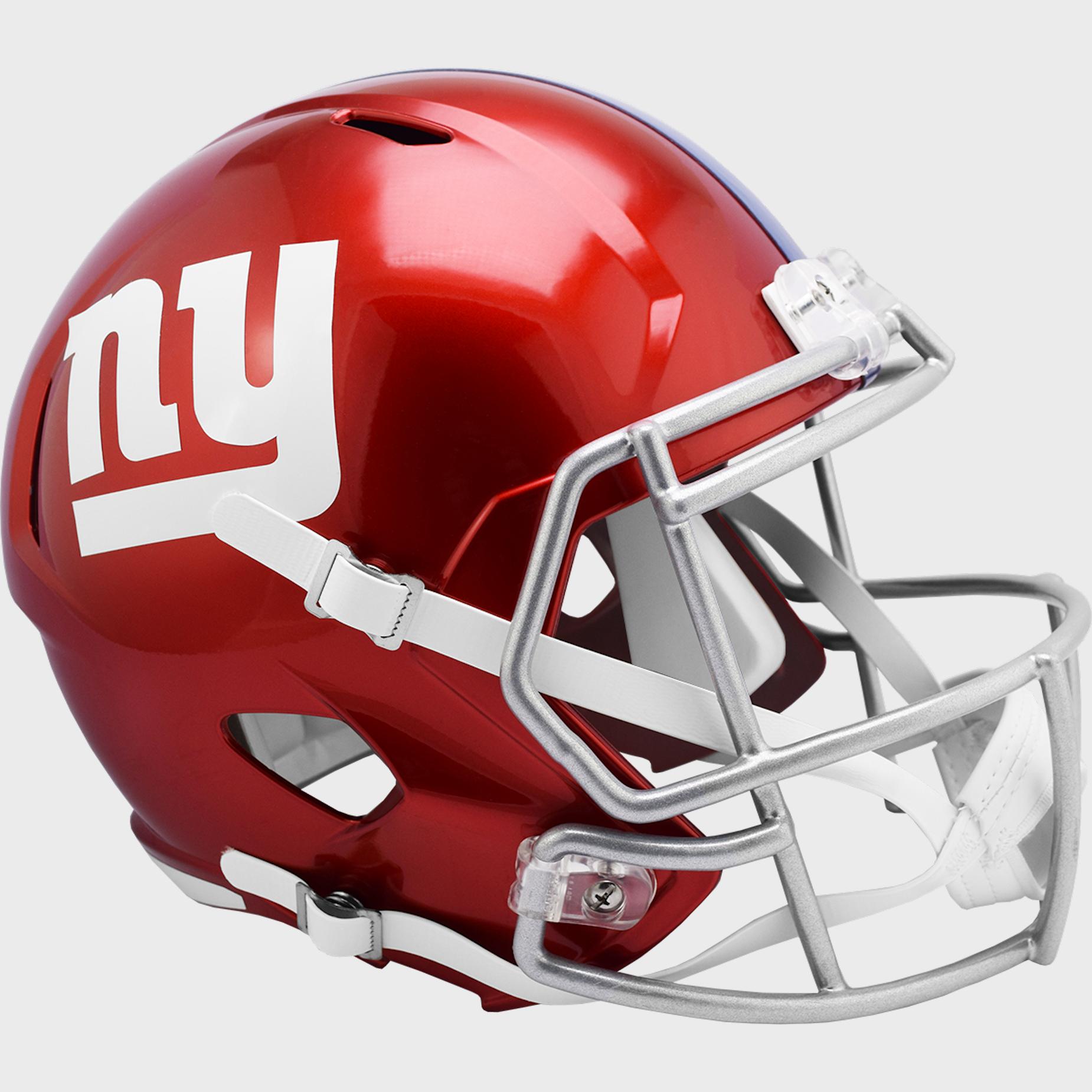 New York Giants Speed Replica Football Helmet <B>FLASH ESD 8/21/21</B>