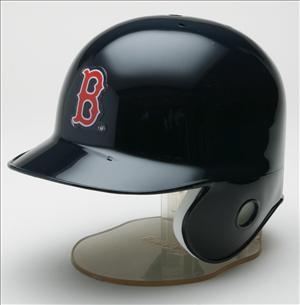 Boston Red Sox MLB Mini Batters Helmet
