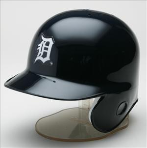 Detroit Tigers MLB Mini Batters Helmet