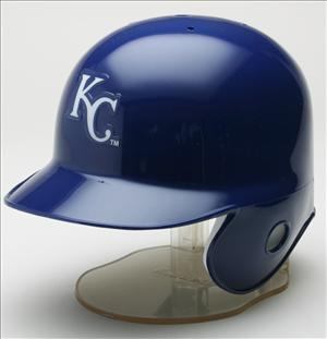 Kansas City Royals MLB Mini Batters Helmet