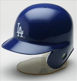 Los Angeles Dodgers MLB Mini Batters Helmet