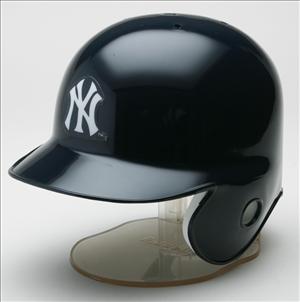 New York Yankees MLB Mini Batters Helmet