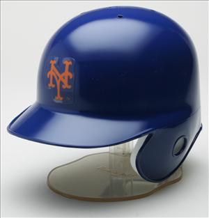 New York Mets MLB Mini Batters Helmet