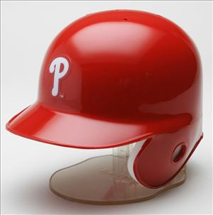 Philadelphia Phillies MLB Mini Batters Helmet