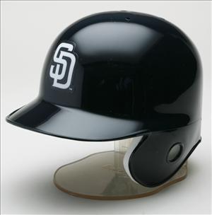 San Diego Padres MLB Mini Batters Helmet
