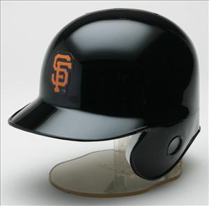 San Francisco Giants MLB Mini Batters Helmet
