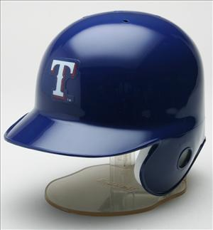 Texas Rangers MLB Mini Batters Helmet