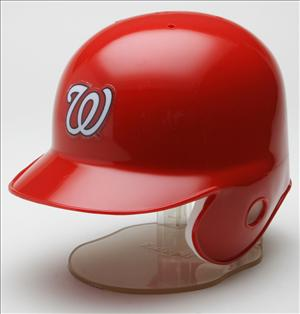 Washington Nationals MLB Mini Batters Helmet