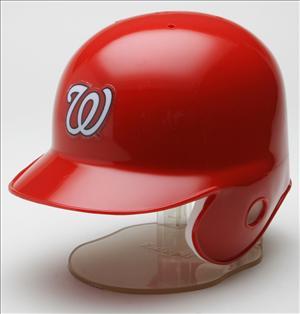 Washington Nationals MLB Mini Batters Helmet