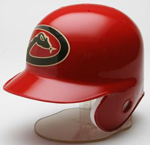 Arizona Diamondbacks MLB Mini Batters Helmet