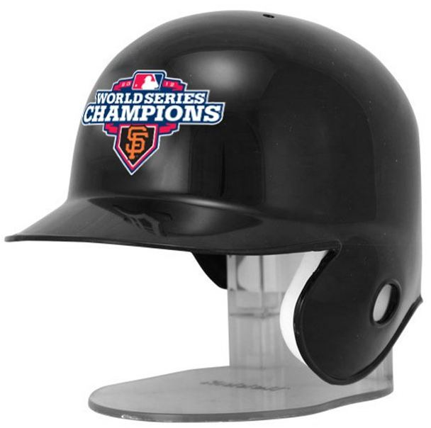 San Francisco Giants 2012 World Series MLB Mini Batters Helmet