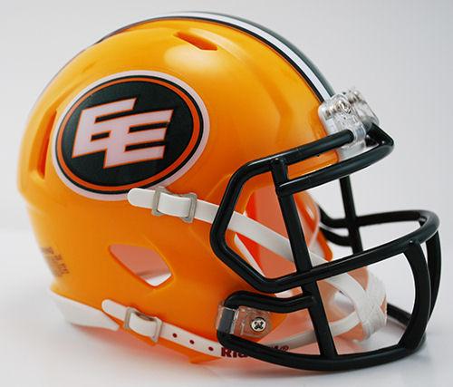 Edmonton Eskimos Riddell CFL Mini Speed Football Helmet