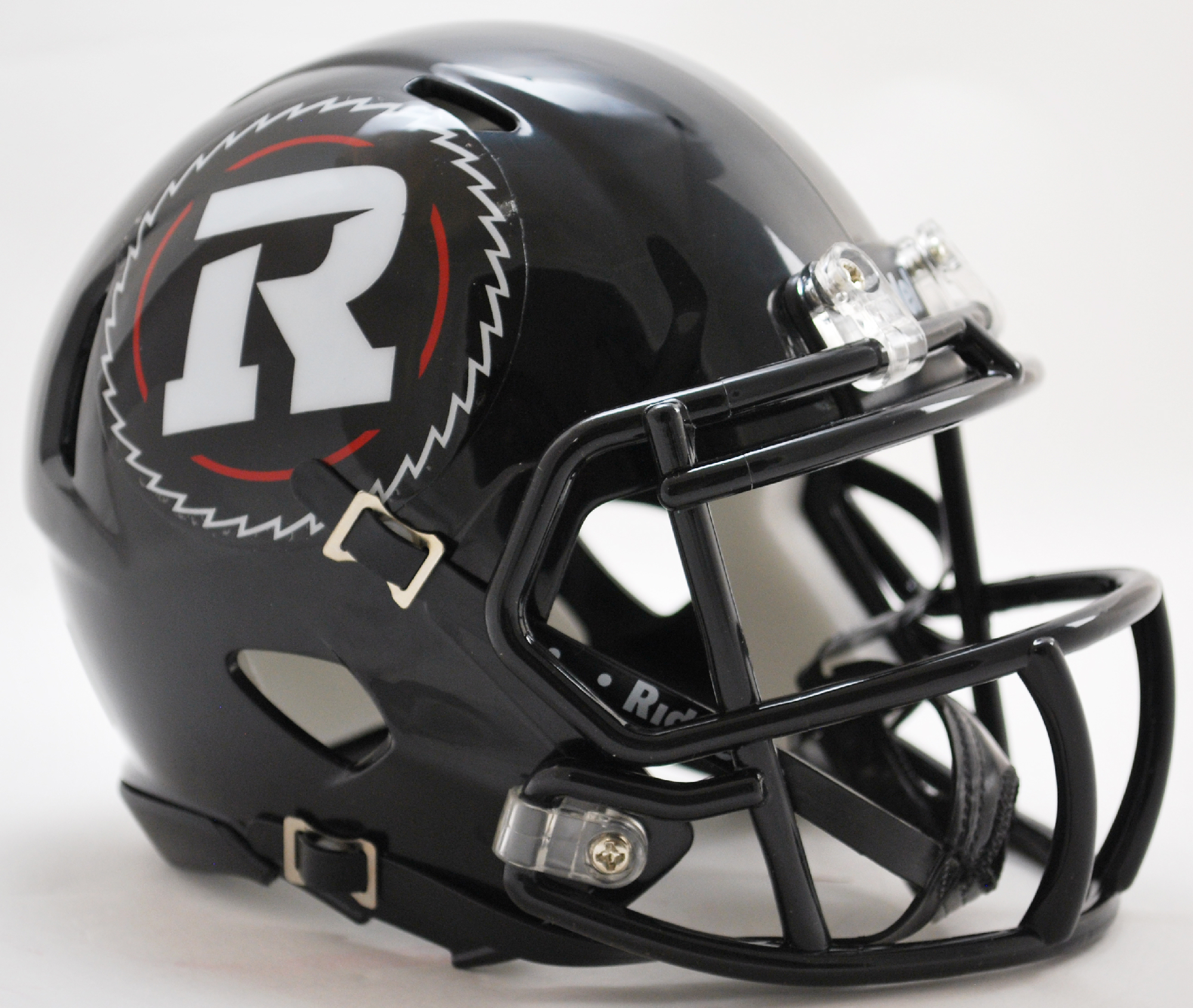 Ottawa Redblacks Riddell CFL Mini Speed Football Helmet