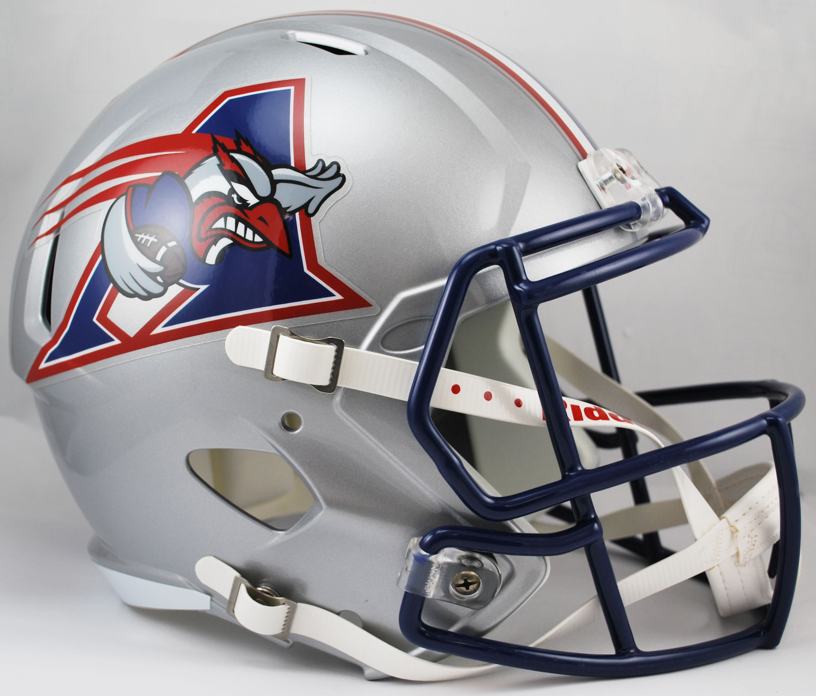 Montreal Alouettes CFL Speed Replica Football Helmet