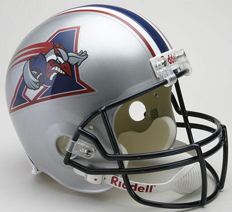 Montreal Alouettes Full Replica Football Helmet