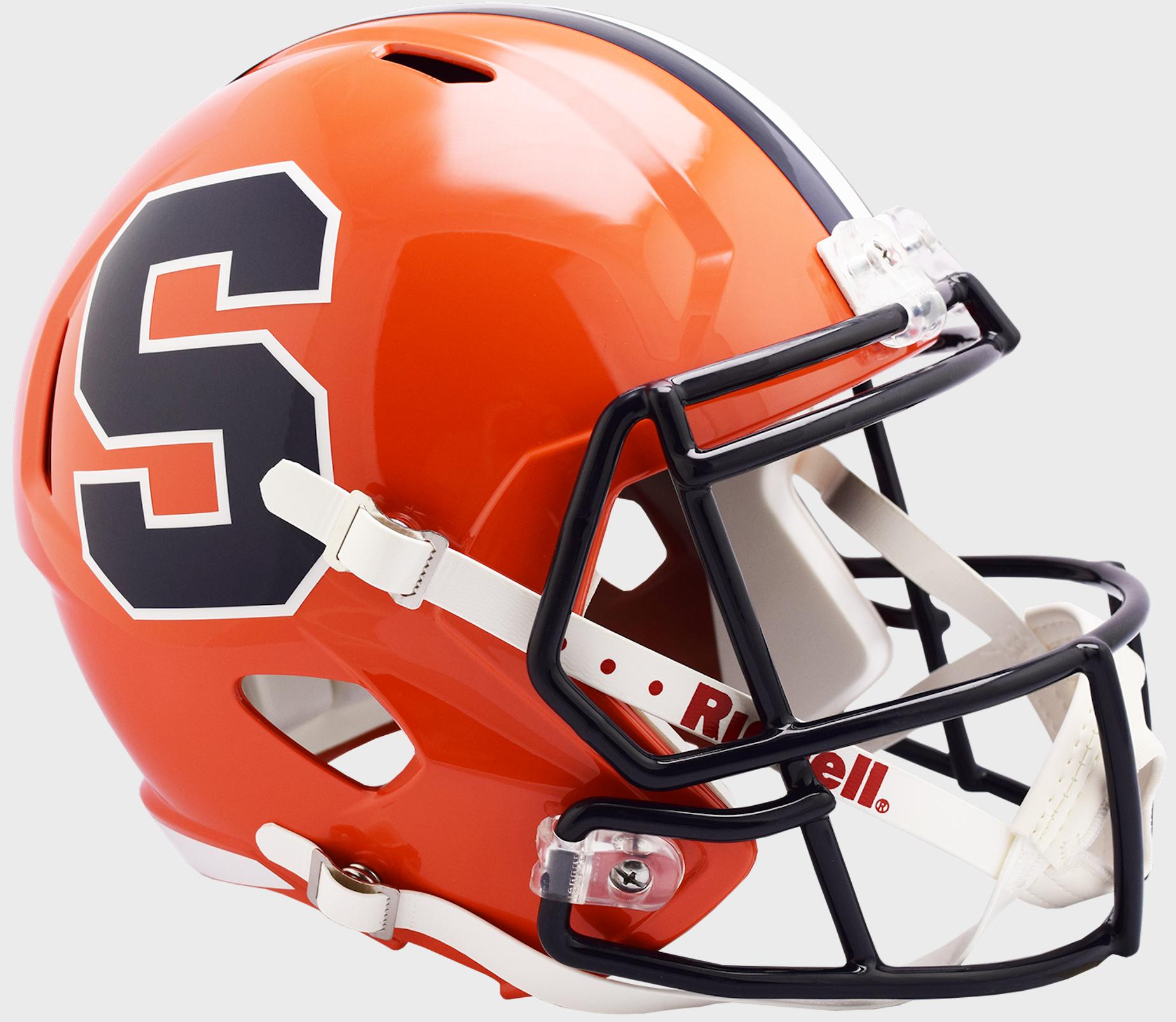 Syracuse Orangemen Speed Replica Football Helmet <B>2019</B>