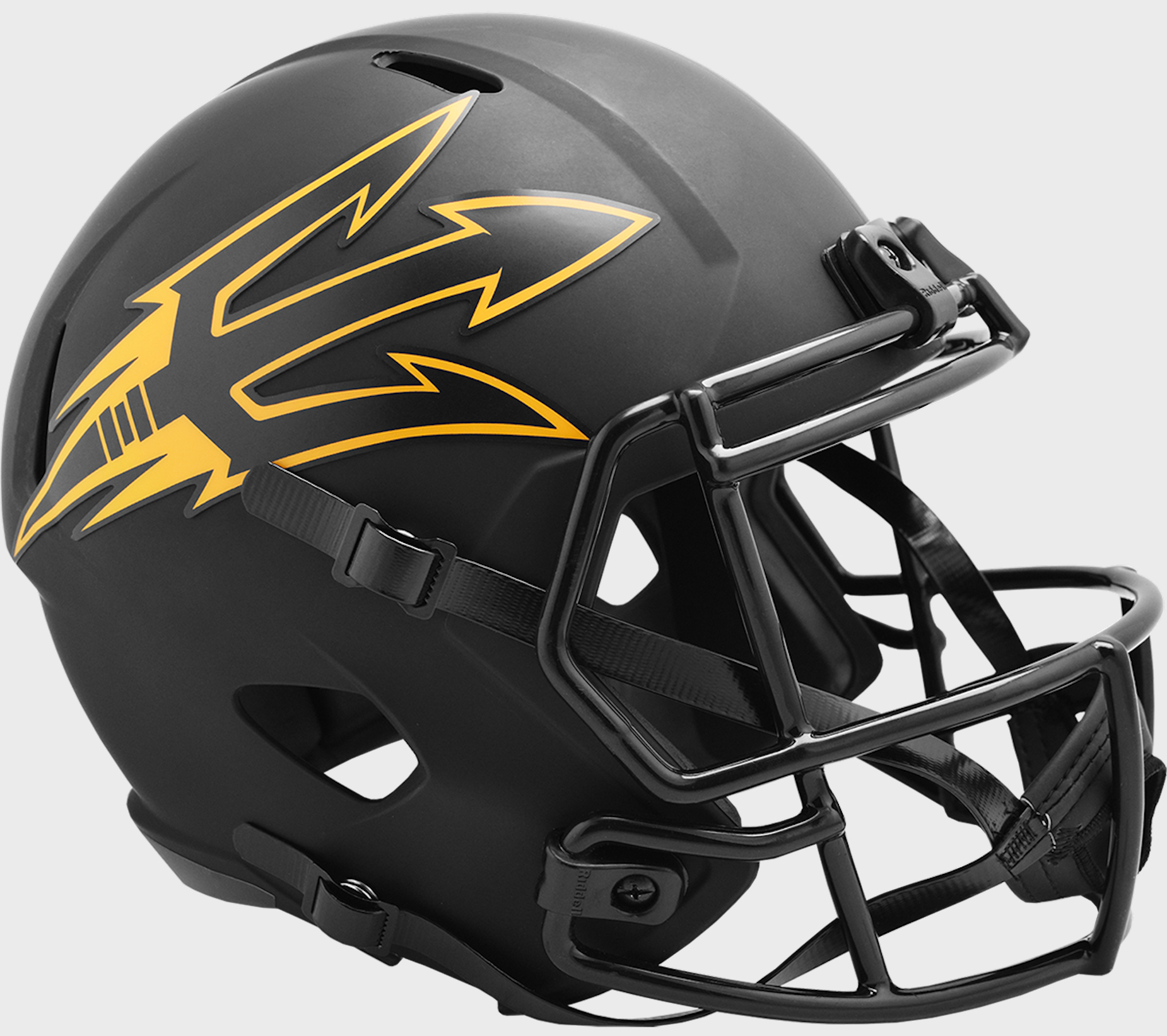 Arizona State Sun Devils Speed Replica Football Helmet <B>ECLIPSE </B>