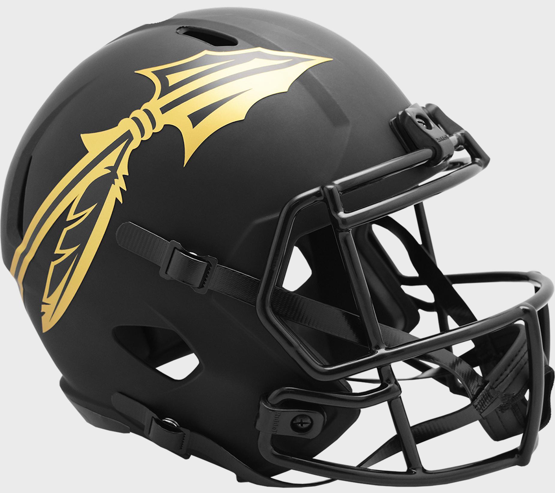 Florida State Seminoles Speed Replica Football Helmet <B>ECLIPSE </B>