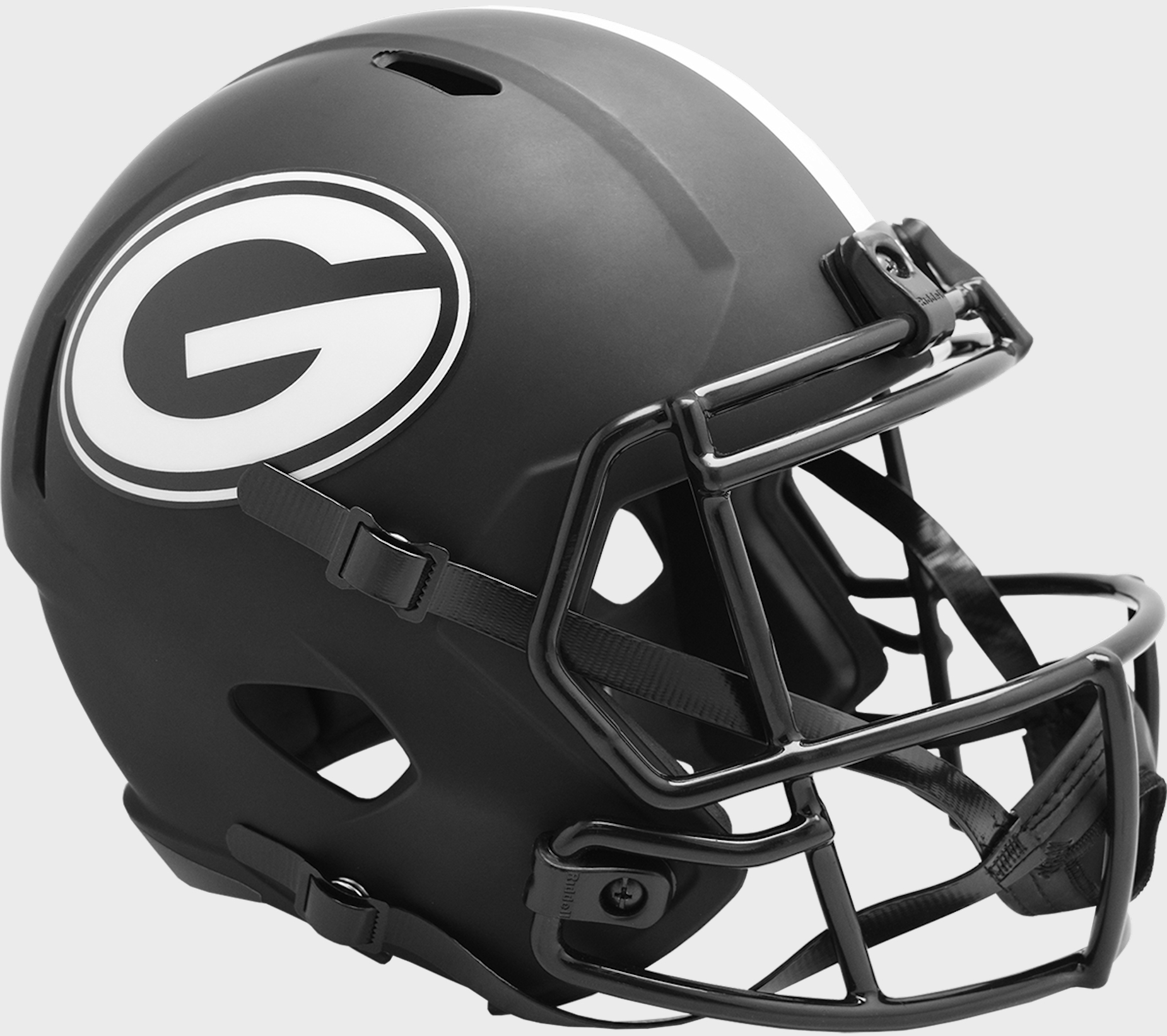 Georgia Bulldogs Speed Replica Football Helmet <B>ECLIPSE </B>
