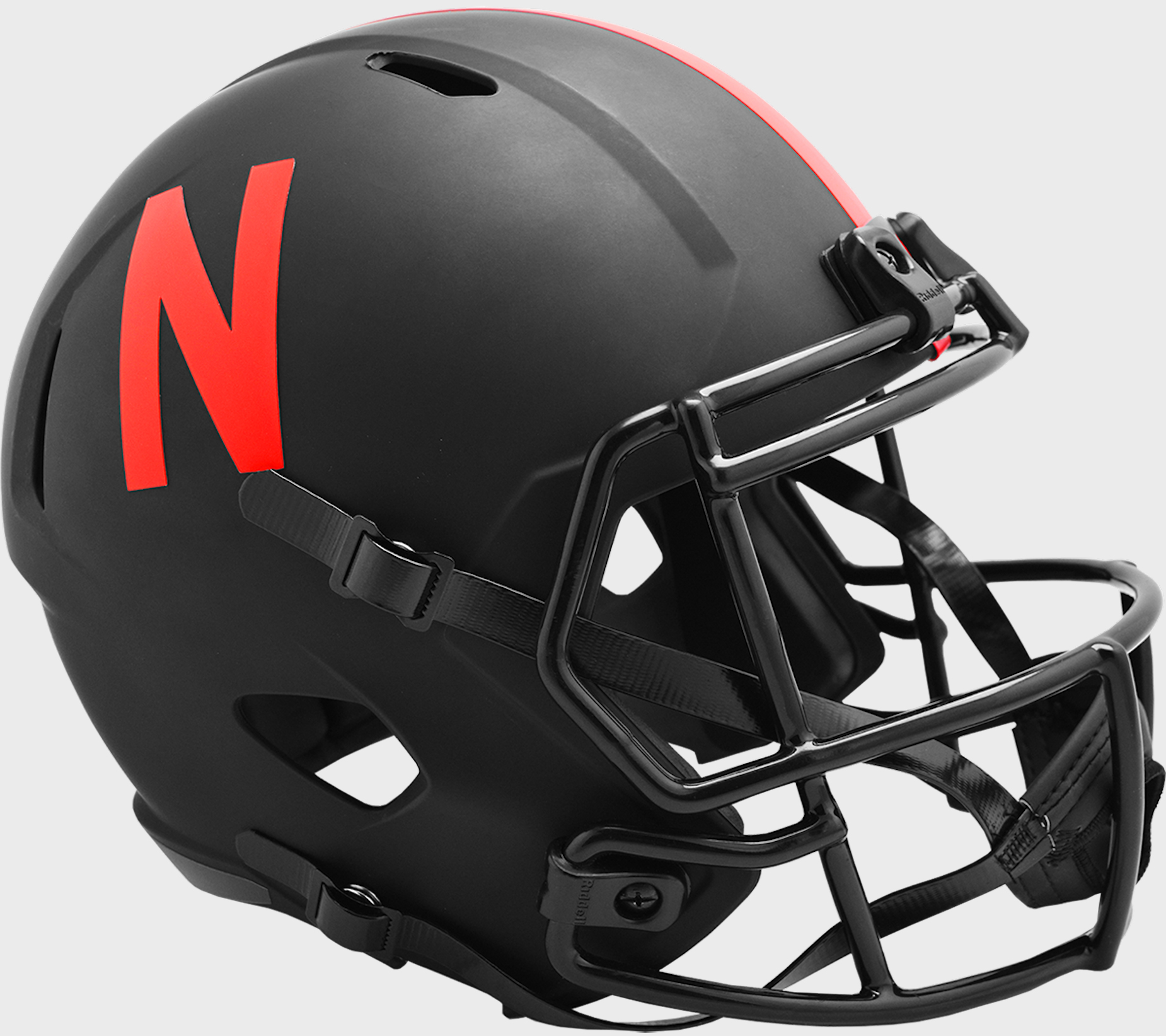 Nebraska Cornhuskers Speed Replica Football Helmet <B>ECLIPSE </B>
