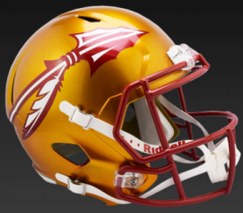 Florida State Seminoles Speed Replica Football Helmet <B>FLASH ESD 8/21/21</B>