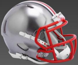 Ohio State Buckeyes Speed Replica Football Helmet <B>FLASH ESD 8/21/21</B>