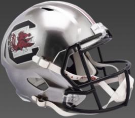 South Carolina Gamecocks Speed Replica Football Helmet <B>FLASH ESD 8/21/21</B>