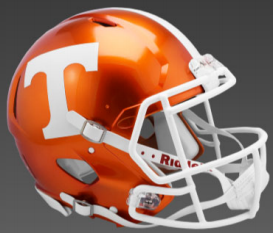 Tennessee Volunteers Speed Replica Football Helmet <B>FLASH ESD 8/21/21</B>