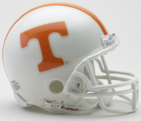 Tennessee Volunteers NCAA Mini Football Helmet