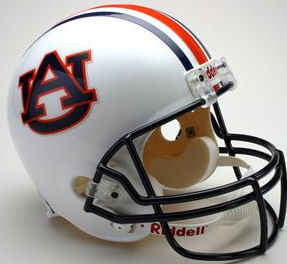Auburn Tigers Full Size Replica Football Helmet