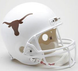 Texas Longhorns Full Size Replica Football Helmet