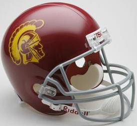 USC Trojans Full Size Replica Football Helmet