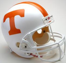 Tennessee Volunteers Full Size Replica Football Helmet