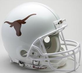 Texas Longhorns Football Helmet
