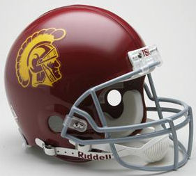USC Trojans Football Helmet