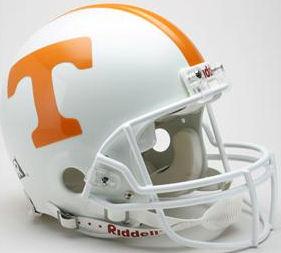 Tennessee Volunteers Football Helmet