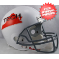 Helmets, Full Size Helmet: Virginia Tech Hokies 1971 to 1973 Full Size Replica Football Helmet