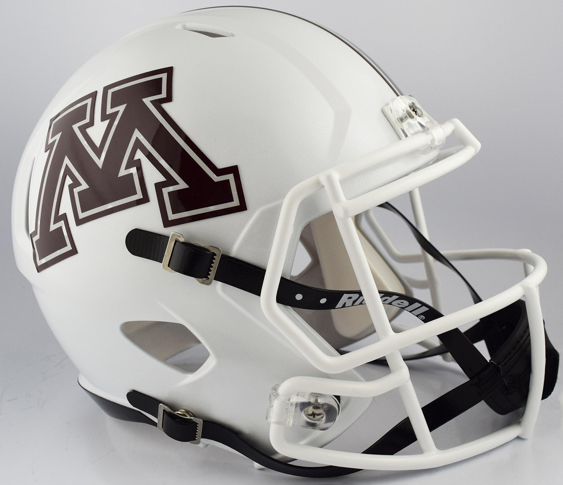 Minnesota Golden Gophers Speed Replica Football Helmet