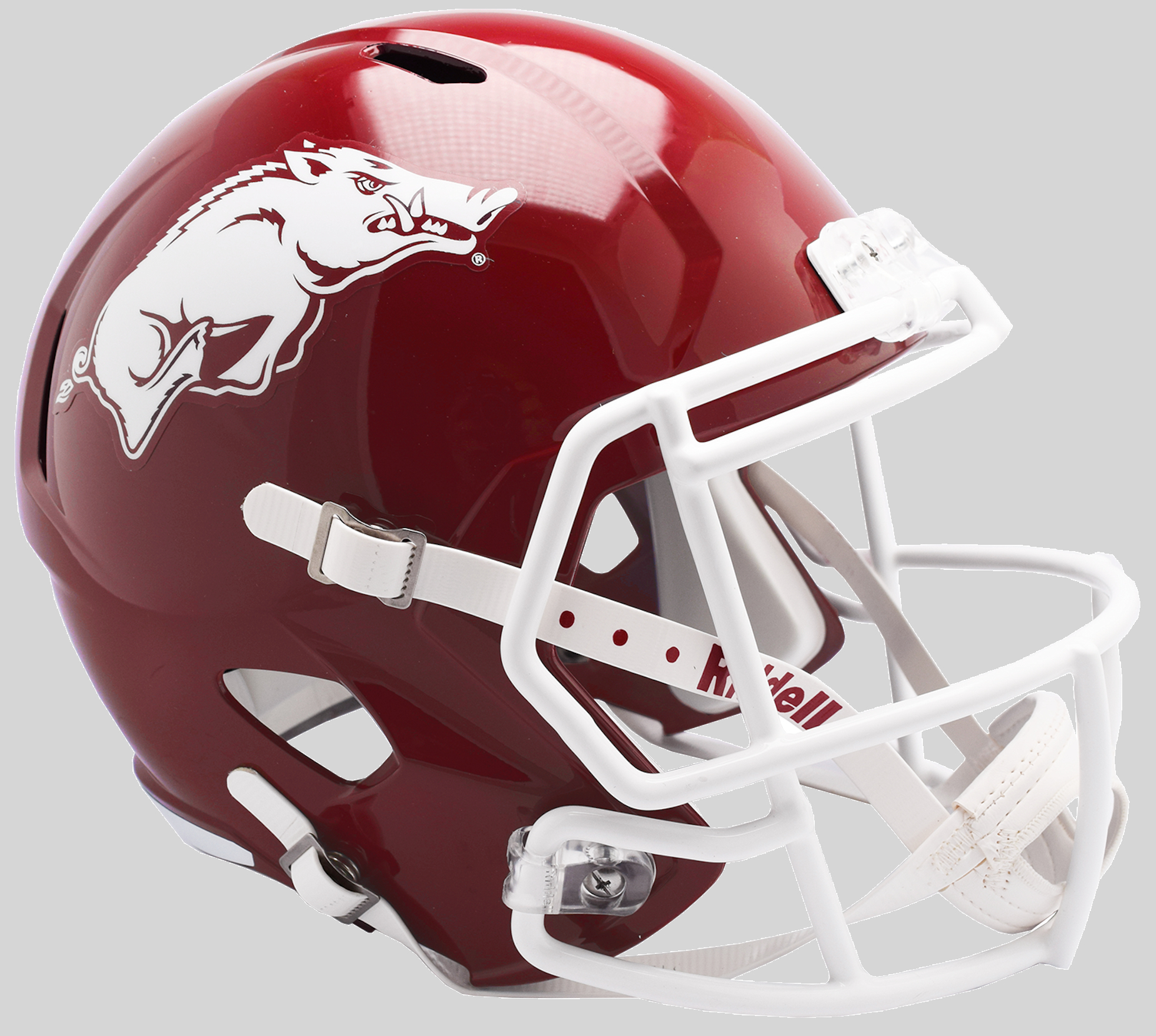 Arkansas Razorbacks Speed Replica Football Helmet <B>2018 Gloss</B>