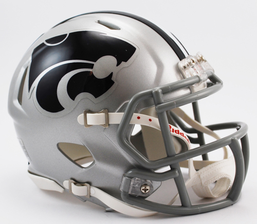 Kansas State Wildcats NCAA Mini Speed Football Helmet