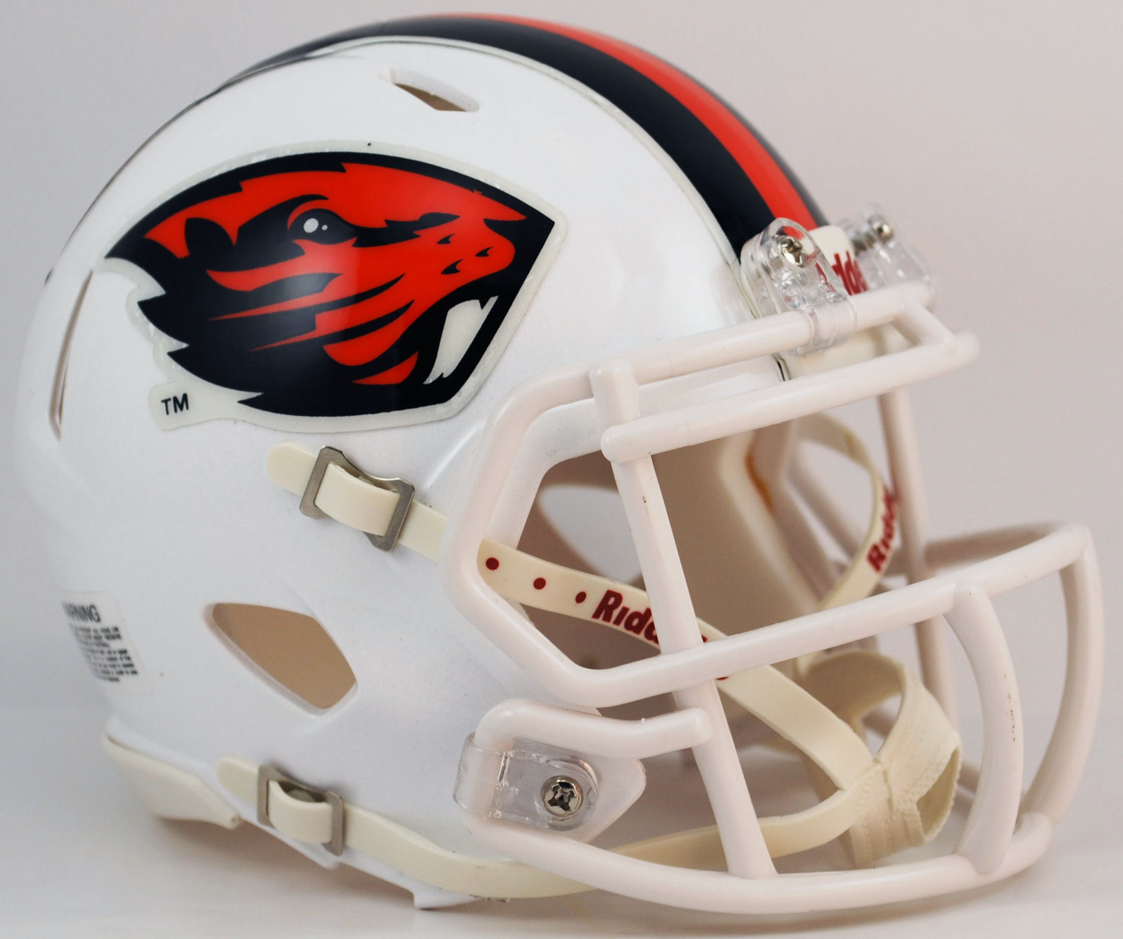 Oregon State Beavers NCAA Mini Speed Football Helmet