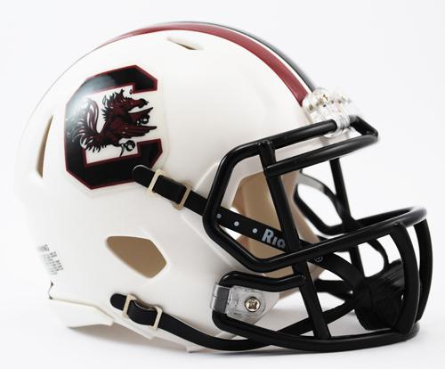 South Carolina Gamecocks NCAA Mini Speed Football Helmet