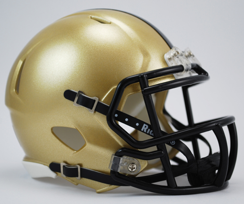 Army Black Knights NCAA Mini Speed Football Helmet