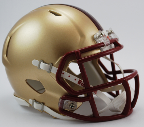 Boston College Eagles NCAA Mini Speed Football Helmet