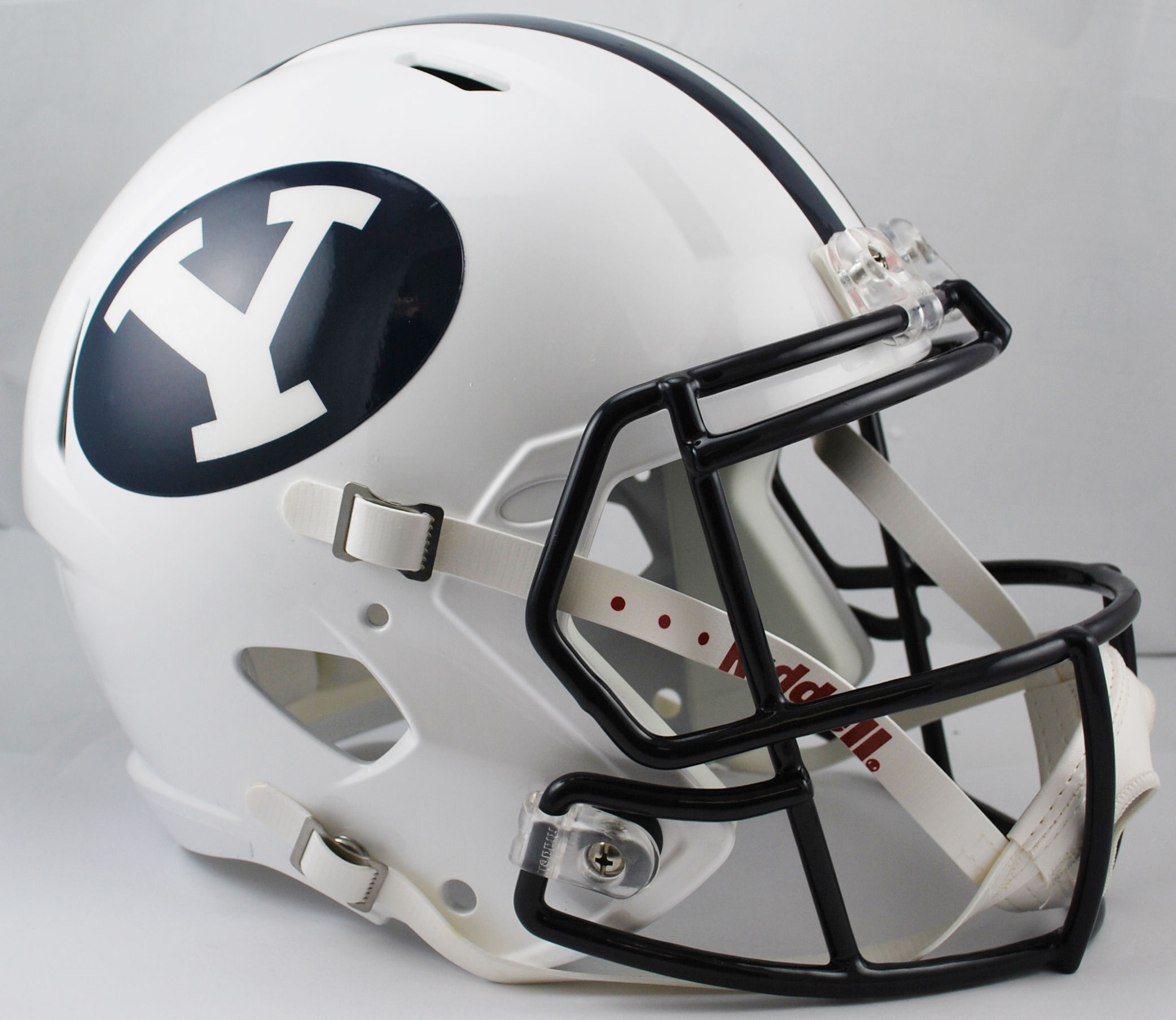 Brigham Young Cougars Speed Replica Football Helmet