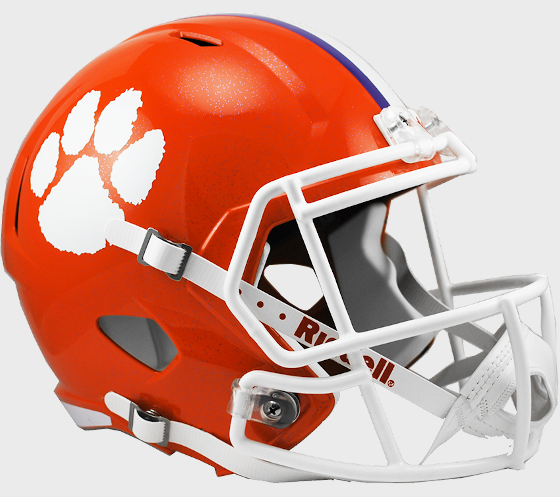 Clemson Tigers Speed Replica Football Helmet