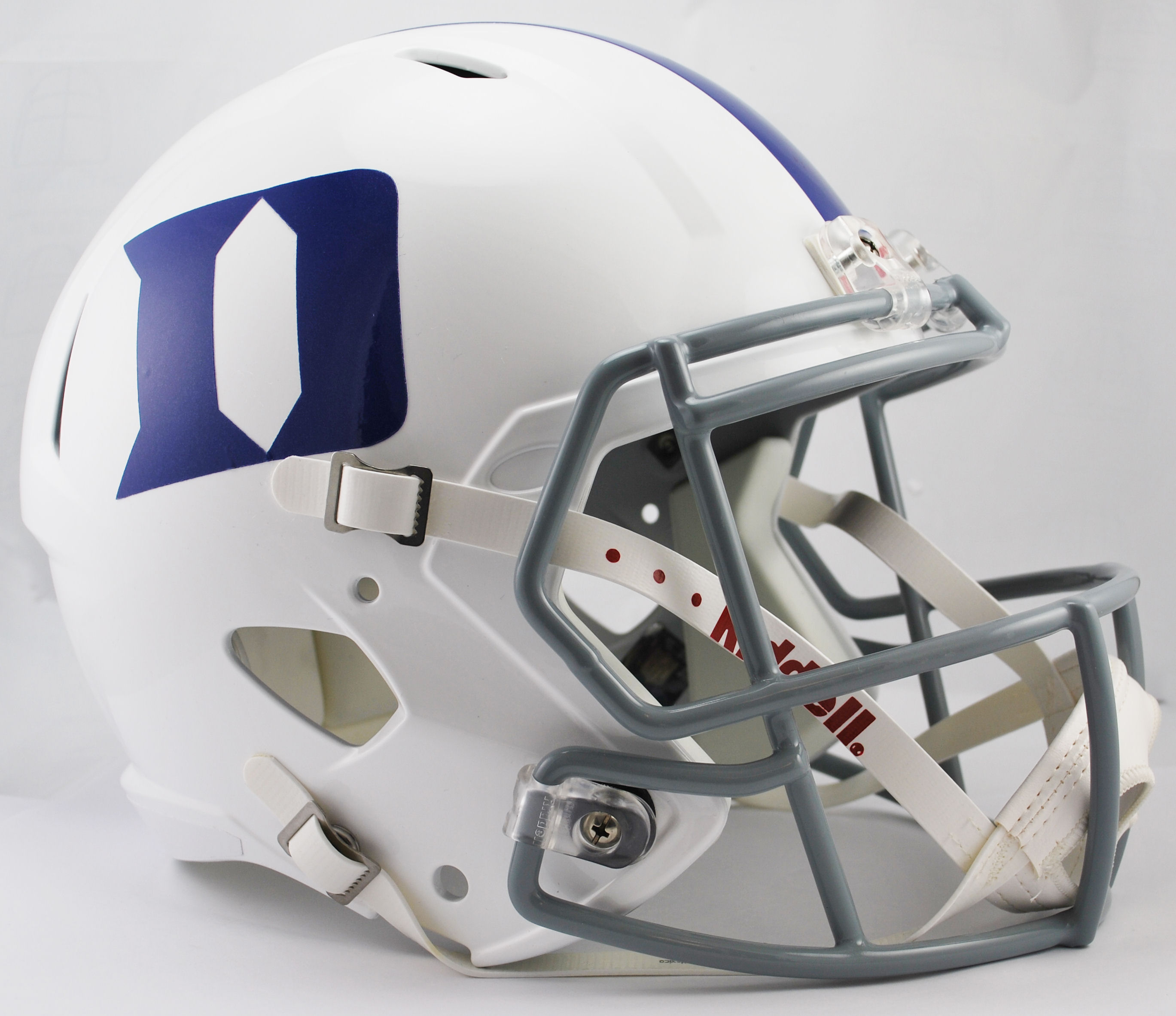 Duke Blue Devils Speed Replica Football Helmet