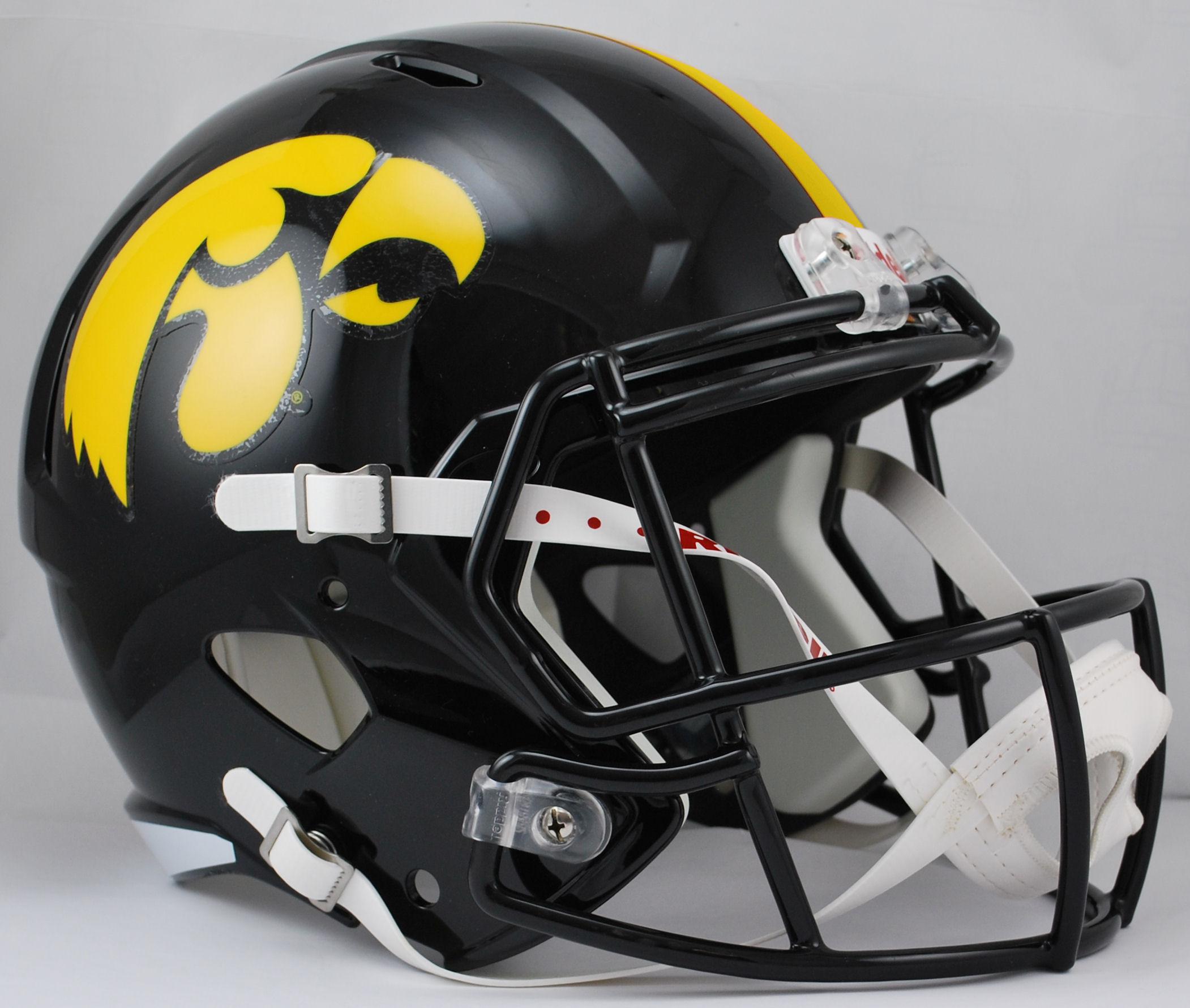 Iowa Hawkeyes Speed Replica Football Helmet